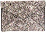 Rebecca Minkoff zip envelope clutch - women - Polyester - One Size