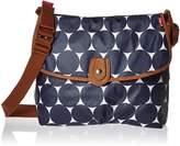 Babymel Changing Bag Satchel (Jumbo Dot Navy)