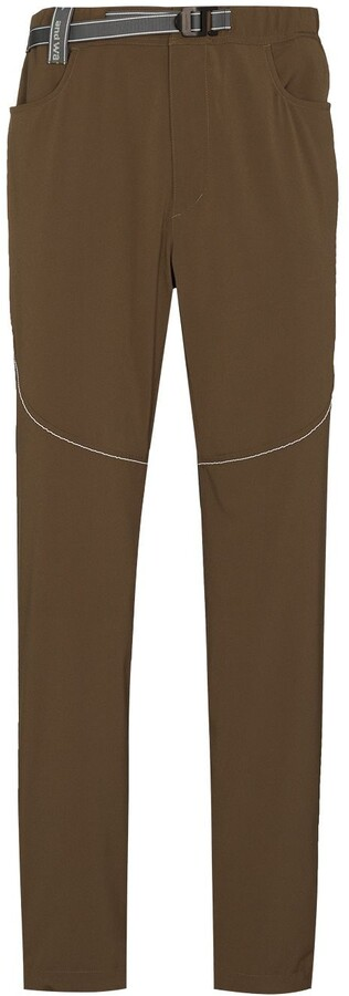 and wander Belted Tech Trousers