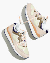 Madewell Karhu Suede Sychron Classic Lace-Up Sneakers