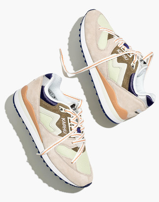 Madewell Karhu Suede Synchron Classic Lace-Up Sneakers