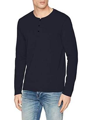 Celio Men's Nesupimao T-Shirt, Navy Blue 02, (Size: X-Large)