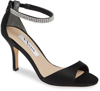 Nina Volanda Ankle Strap Sandal