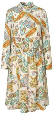 Mads Norgaard Drolly Dress Neo Paisley - Size 6
