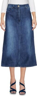 Alberta Ferretti Denim skirts