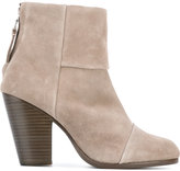 Rag & Bone classic Newbury boots - women - Calf Leather/Leather/rubber - 36
