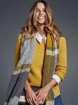 M&Co Textured stripe jumper
