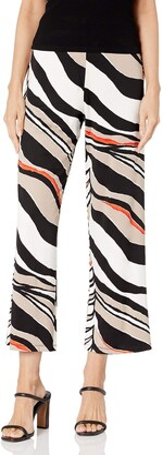 Trina Turk Women's Ankle Length Printed Pant