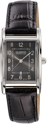 Dugena Women's Quartz Watch 7000125 with Leather Strap