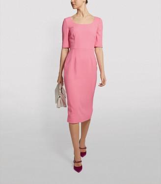 Dolce & Gabbana Tailored Midi Dress