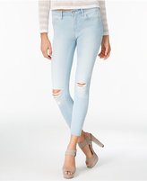 Articles of Society Carla Ripped Cropped Skinny Jeans