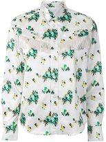 Toga flower print shirt