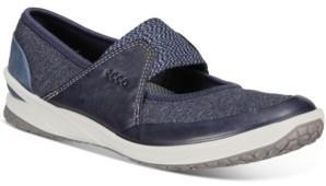 Ecco Women's Biom Life Mary Jane Flats Women's Shoes