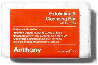 Anthony Logistics For Men Exfoliating + Cleansing Bar