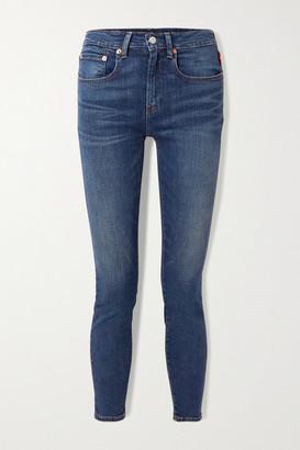 Denimist Fern Mid-rise Skinny Jeans - Blue