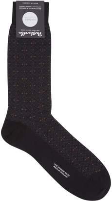 Pantherella Floral Print Socks