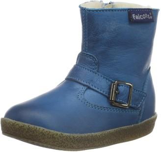 Naturino Baby Girls Falcotto 1213 Walking Baby Shoes Blue Size: 7 UK