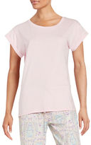 Lord & Taylor Cotton Tee