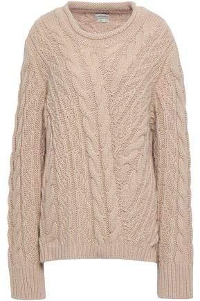 By Malene Birger Pitala Oversized Cable-knit Sweater