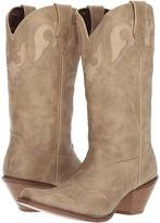 Durango Crush 12 Collar Underlay Cowboy Boots