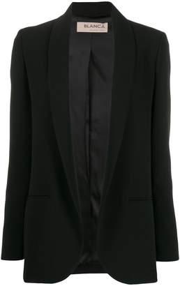 Blanca open front blazer