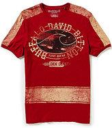 Buffalo David Bitton Nirikum Short-Sleeve Crewneck Knit Graphic Tee