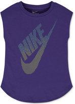 Nike Sleeveless Futura T-Shirt, Toddler Girls (2T-4T) & Little Girls (2-6X)