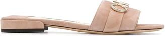 Jimmy Choo Joni flat sandals