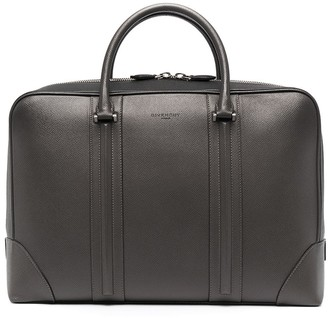 Givenchy Embossed Logo Laptop Bag