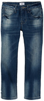 Hudson Parker Pool Blue Straight Leg Jean (Little Boys)