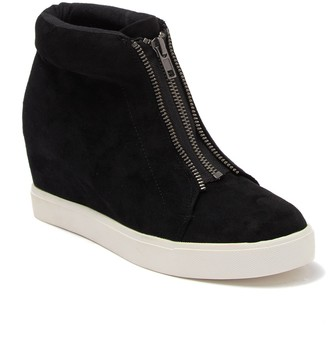Matisse Zippy Hidden Wedge Sneaker