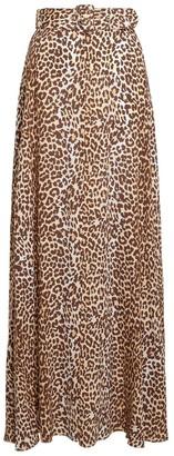 Zimmermann Brightside Midi Skirt