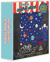 Handstand Kids Cookbook Companion Stars and Planets Chef Accessory Set