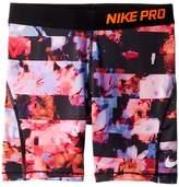 Nike Pro Printed Training Short Girl's Shorts