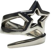 Femme Metale Jewelry Shootin Star Ring
