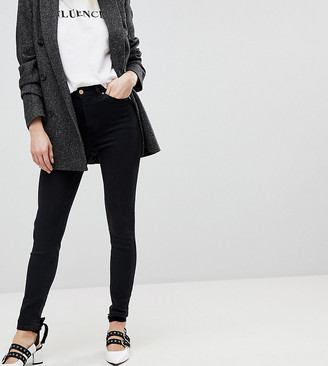 New Look India High Rise Skinny Turn Up Jean