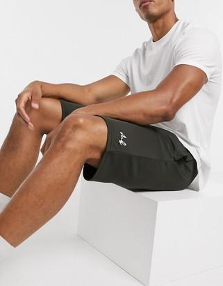 Burton Menswear MB Collection jersey shorts in khaki