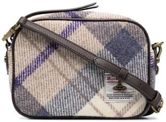 Vivienne Westwood Tartan Cross-Body Bag