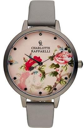 Charlotte Raffaelli Unisex-Adult Stainless Steel Watch Strap CRF030