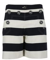 Dolce & Gabbana Striped Shorts
