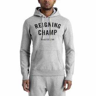 Reigning Champ Gym Logo Hoodie - Men's