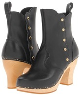 Swedish Hasbeens Button Boot
