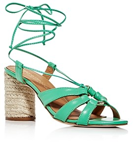 Andre Assous Women's Maggie Ankle-Tie Espadrille Sandals