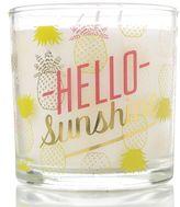 "SONOMA Goods for LifeTM ""Hello Sunshine"" 14-oz. Candle Jar"