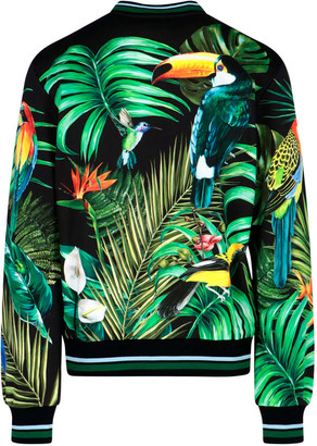 Dolce & Gabbana All-over Printed Hoodie