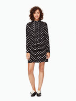 Kate Spade Ditzy silk swing dress