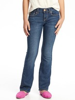 Old Navy Medium-Wash Boot-Cut Jeans for Girls