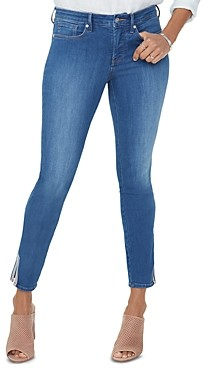 NYDJ Ami Ankle Tape Trim Skinny Jeans in Ladera