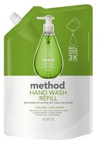 Method Products Gel Hand Soap Refill Juicy Pear - 34oz