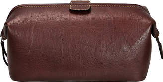 Dulwich Designs - Heritage Wash Bag - Brown